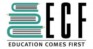 Education Comes First_ Logo ECF - 4